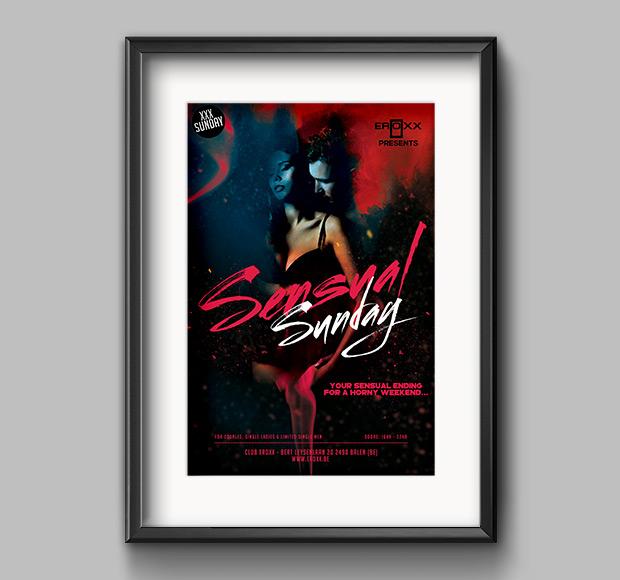 <span>Sensual Sunday</span><i>→</i>