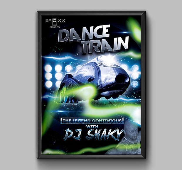 <span>Dance Train</span><i>→</i>